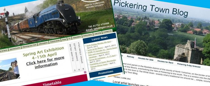 pickering & nymr web